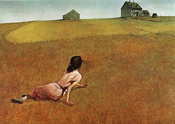 Christina's World (1948) - Andrew Wyeth